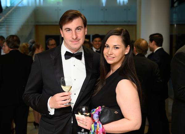 LTP alumni Mr. László Baksay and Ms. Éva Lukonits
