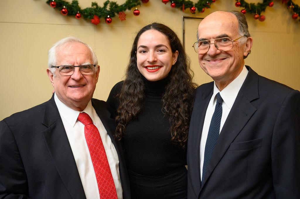Coalition Treasurer Mr. Zsolt Szekeres, Ms. Melinda Szekeres, Mr. Szabolcs Szekeres