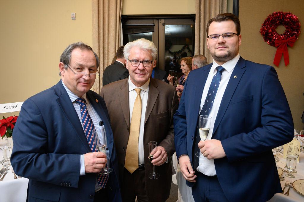 Mr. András Juhász, Mr. Stefan Fedor, Mr. Norbert Morucz