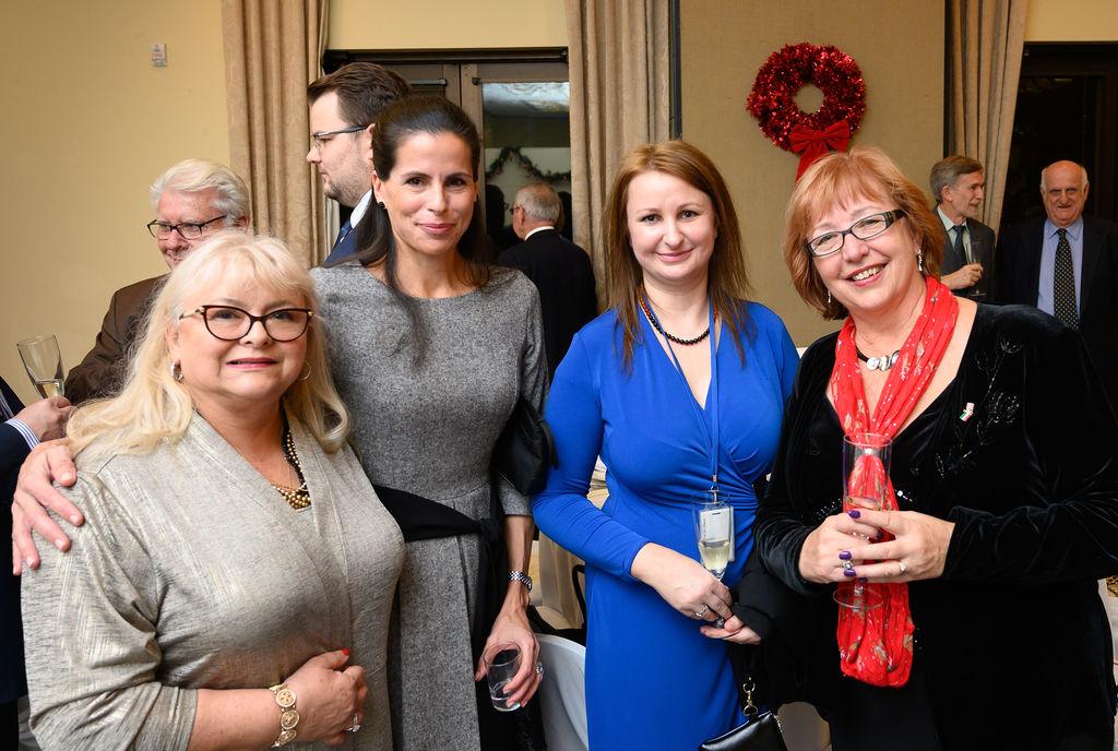Mrs. Erika Fedor, Ms. Emese Gaál, Mrs. Renáta Patai-Szabó, Dr. Ágnes Virga