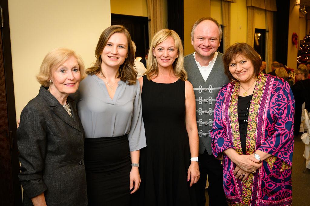 Mrs. Eva Voisin, Ms. Hajnalka Tóth, Ms. Éva Szabó, Mr. Zsolt Molnár, Ms. Judit Járai