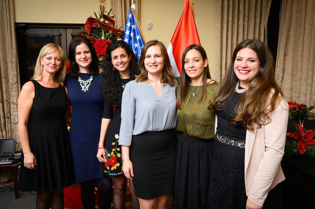 Ms. Éva Szabó, Ms. Nóra Miklós, Dr. Zsófia Koncz, Ms. Hajnalka Tóth, Ms. Zita Mirk, Ms. Noémi Bánhidi