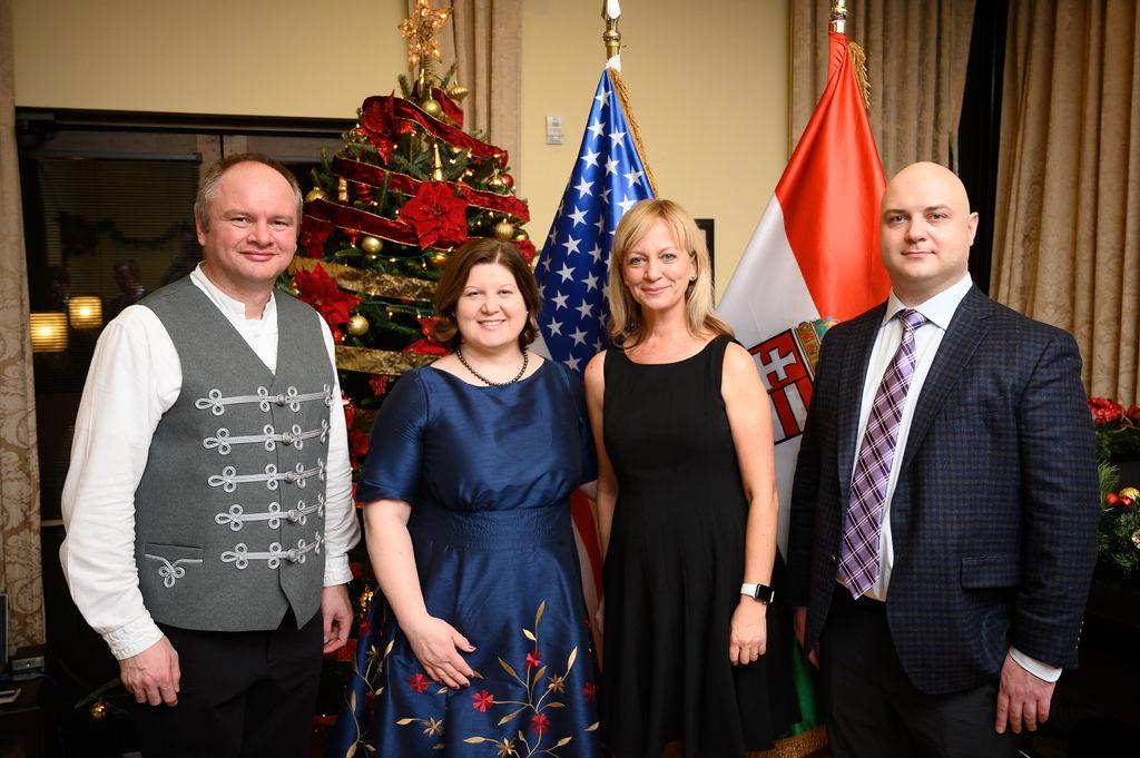 Mr. Zsolt Molnár, Ms. Borbála Bántó, Ms. Éva Szabó, Mr. László Szilágyi