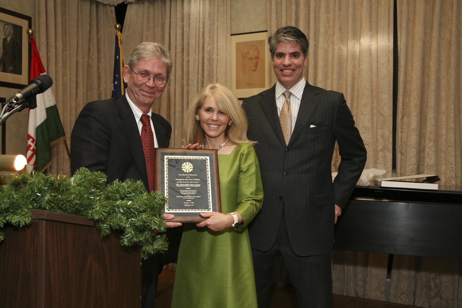 2006_Tom_Lantos_award