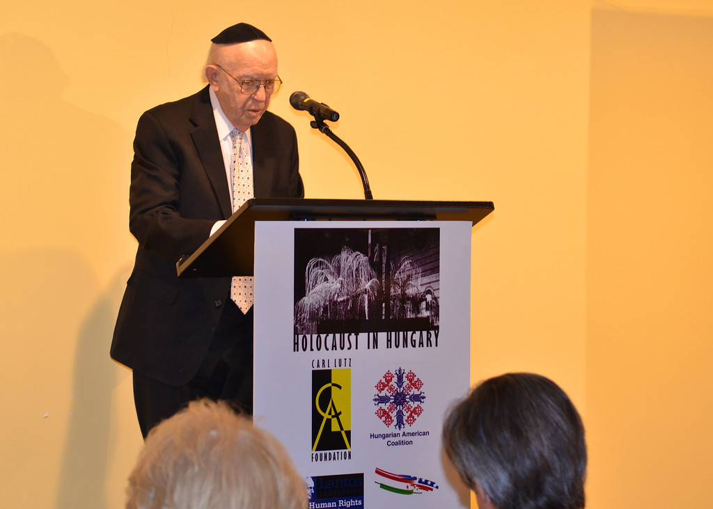 Rabbi Dr. David Halpern - Photo by: Babette Rittmeyer/Lantos Foundation