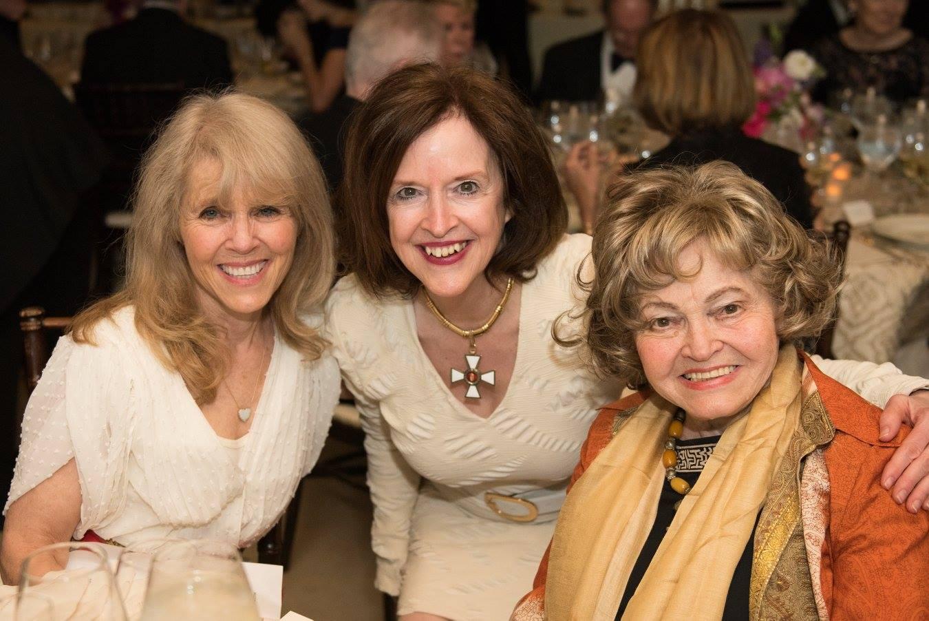 Mrs. Annette Lantos Tillemann-Dick, Ambassador April H. Foley, Mrs. Annette Lantos