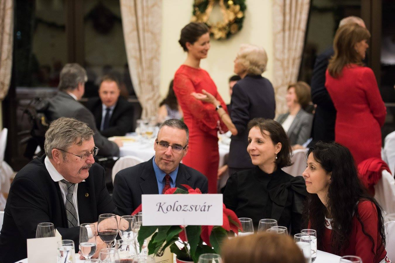 Mr. Imre Lendvai-Lintner, Dr. Endre Szentkirályi, Ms. Judit Czakó, Ms. Zsófia Koncz