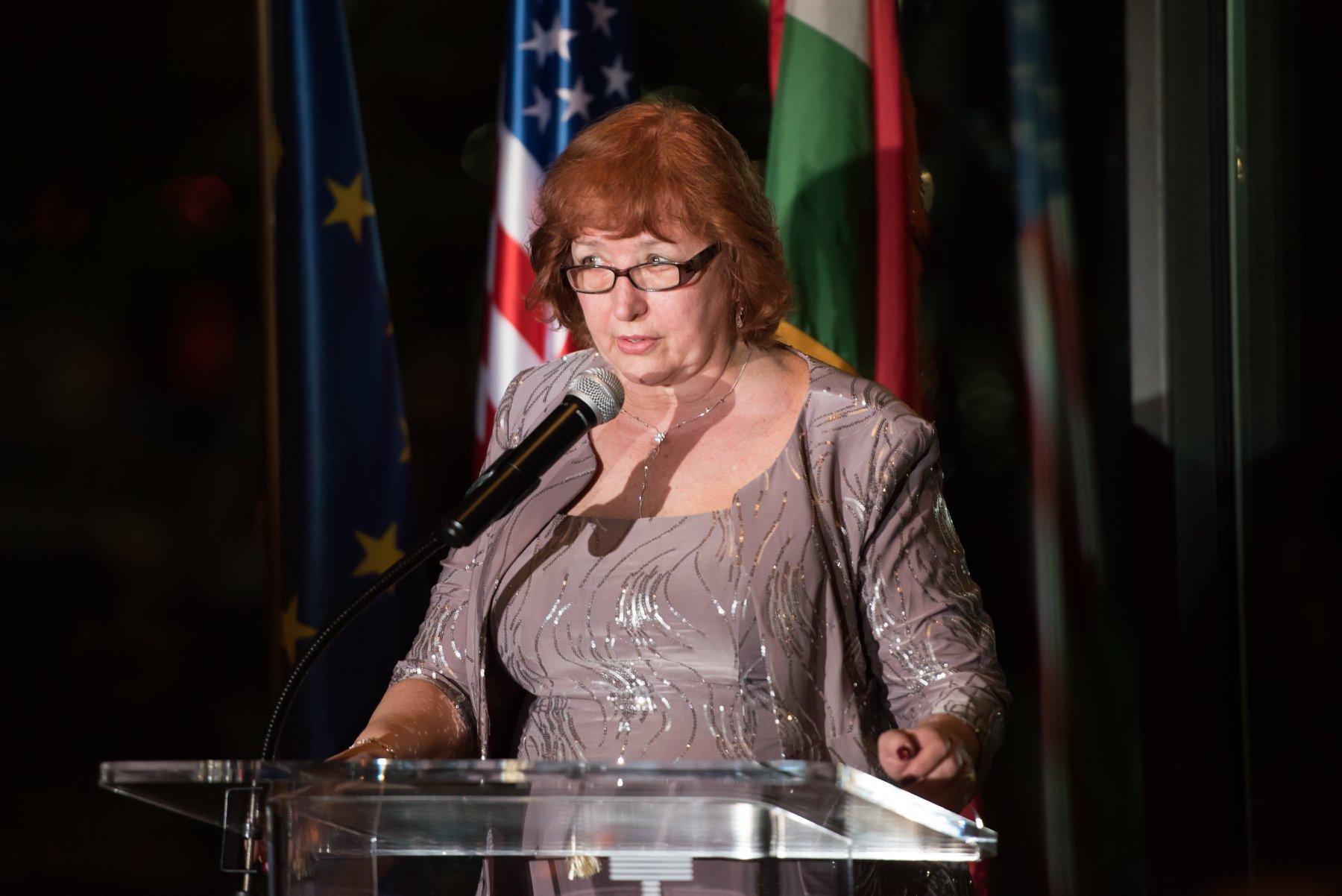 HAC Chairman Dr. Agnes Virga