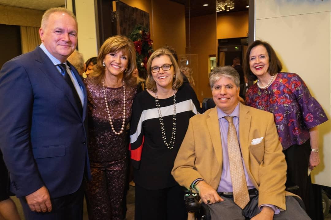 Ambassador Dr. László Szabó, Ms. Susan Hutchison, Ms. Andrea Lauer Rice, Mr. Max Teleki, Ambassador April H. Foley