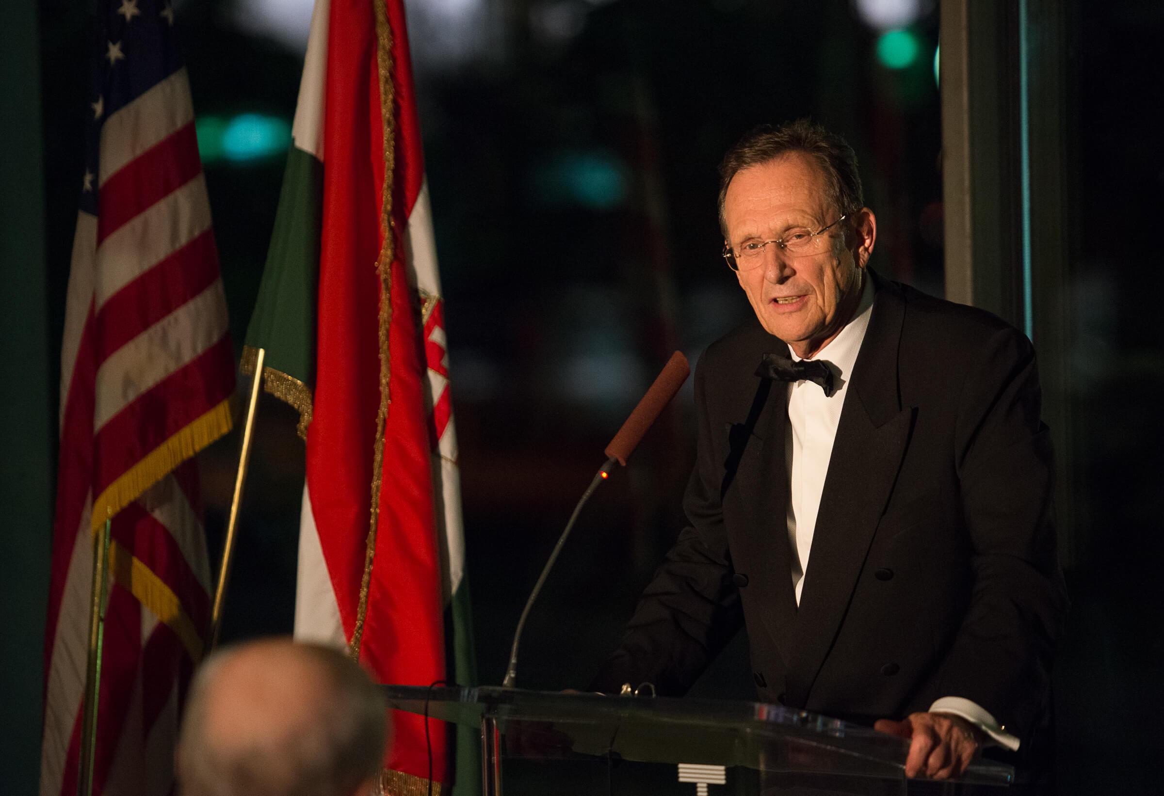 Ambassador György Szapáry