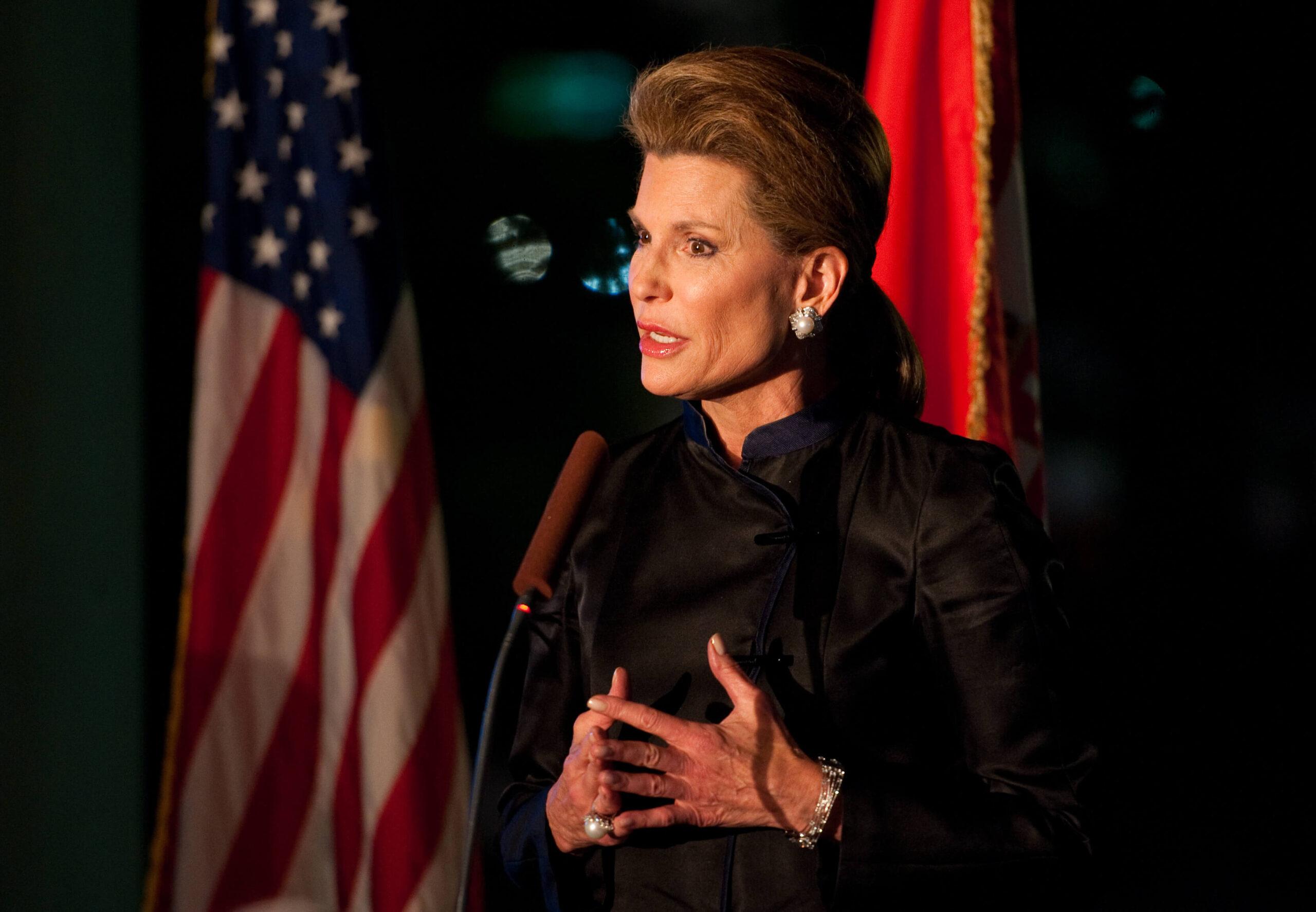 Ambassador Nancy G. Brinker