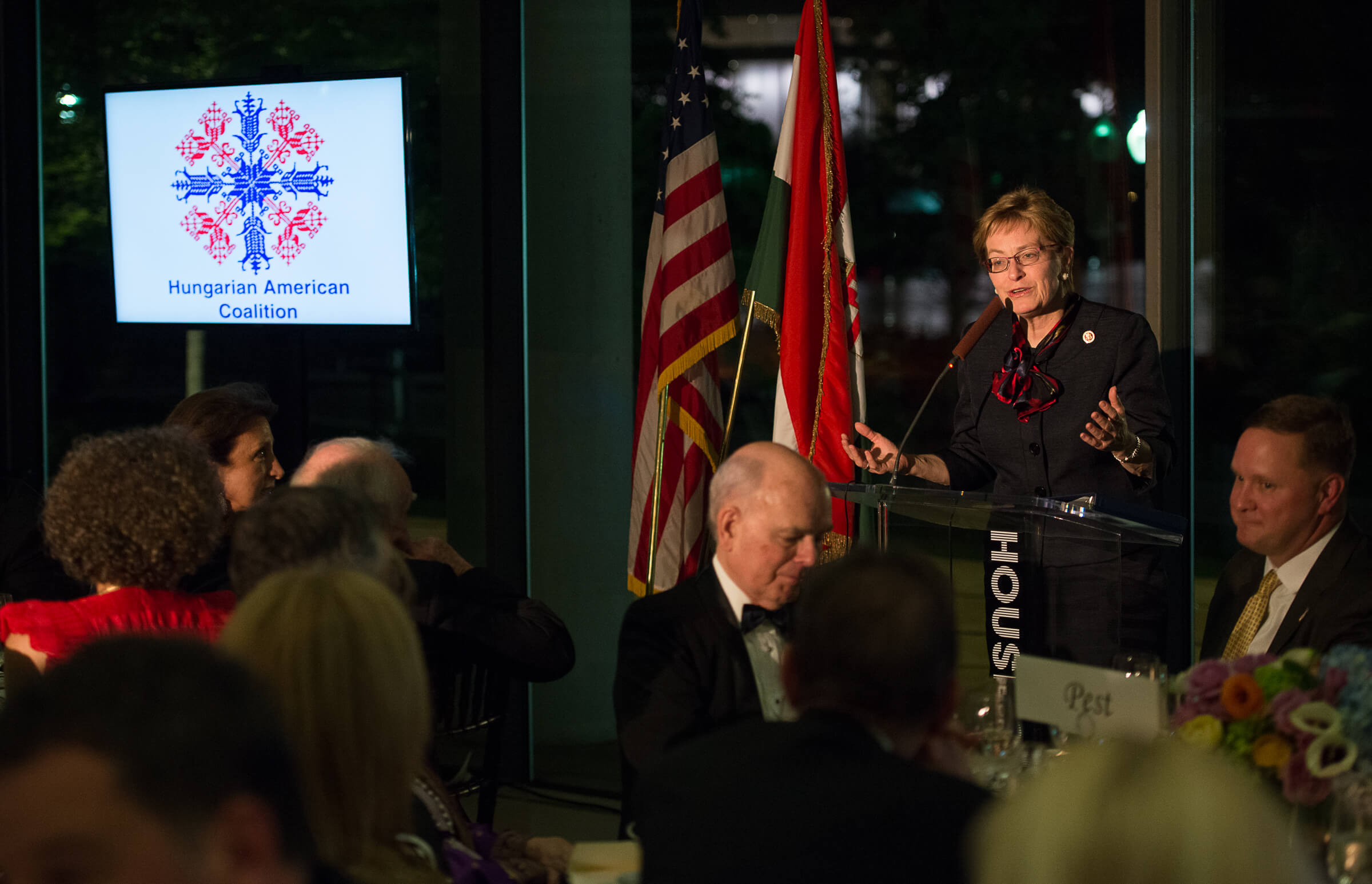 Congresswoman Marcy Kaptur, Co-Chair of Congressional Hungarian-American Caucus