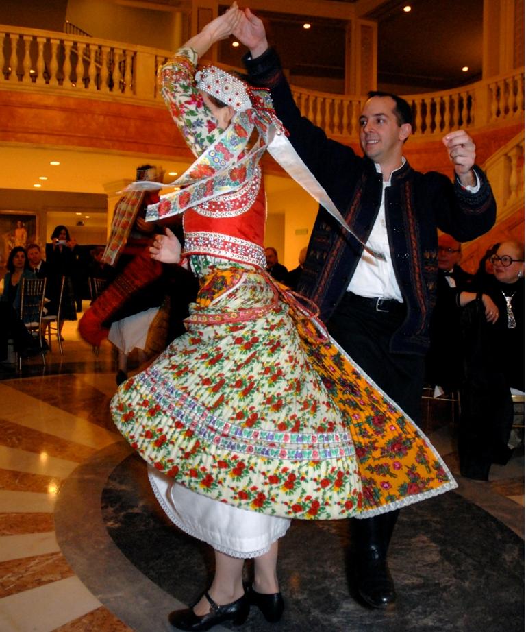 Tisza Ensemble performance