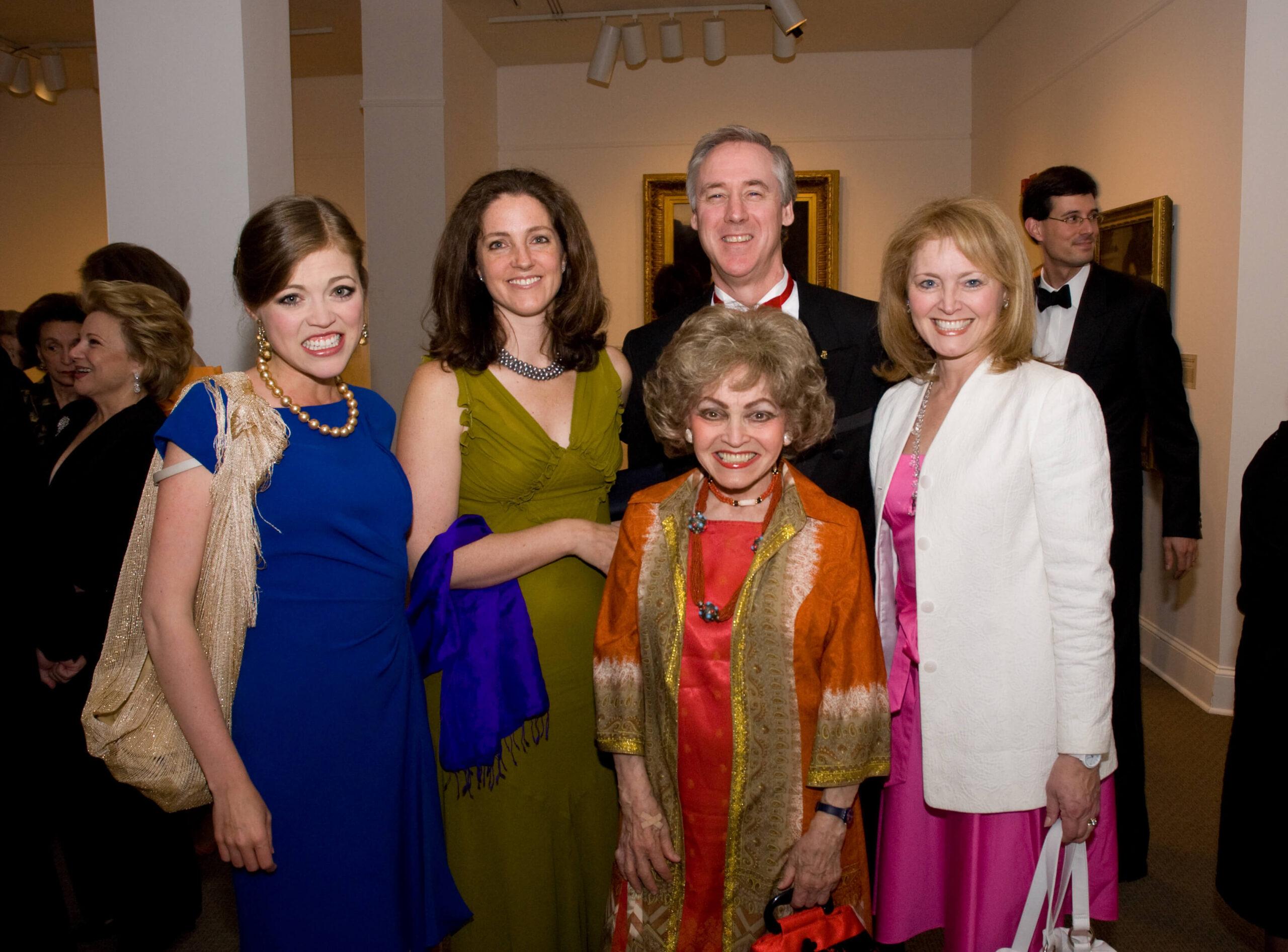 Ms. Charity Sunshine Tillemann-Dick, Mrs. Wendy Teleki, Ambassadr Richard Swett, Mrs. Anette Lantos, Dr. KatrinLantos-Swett