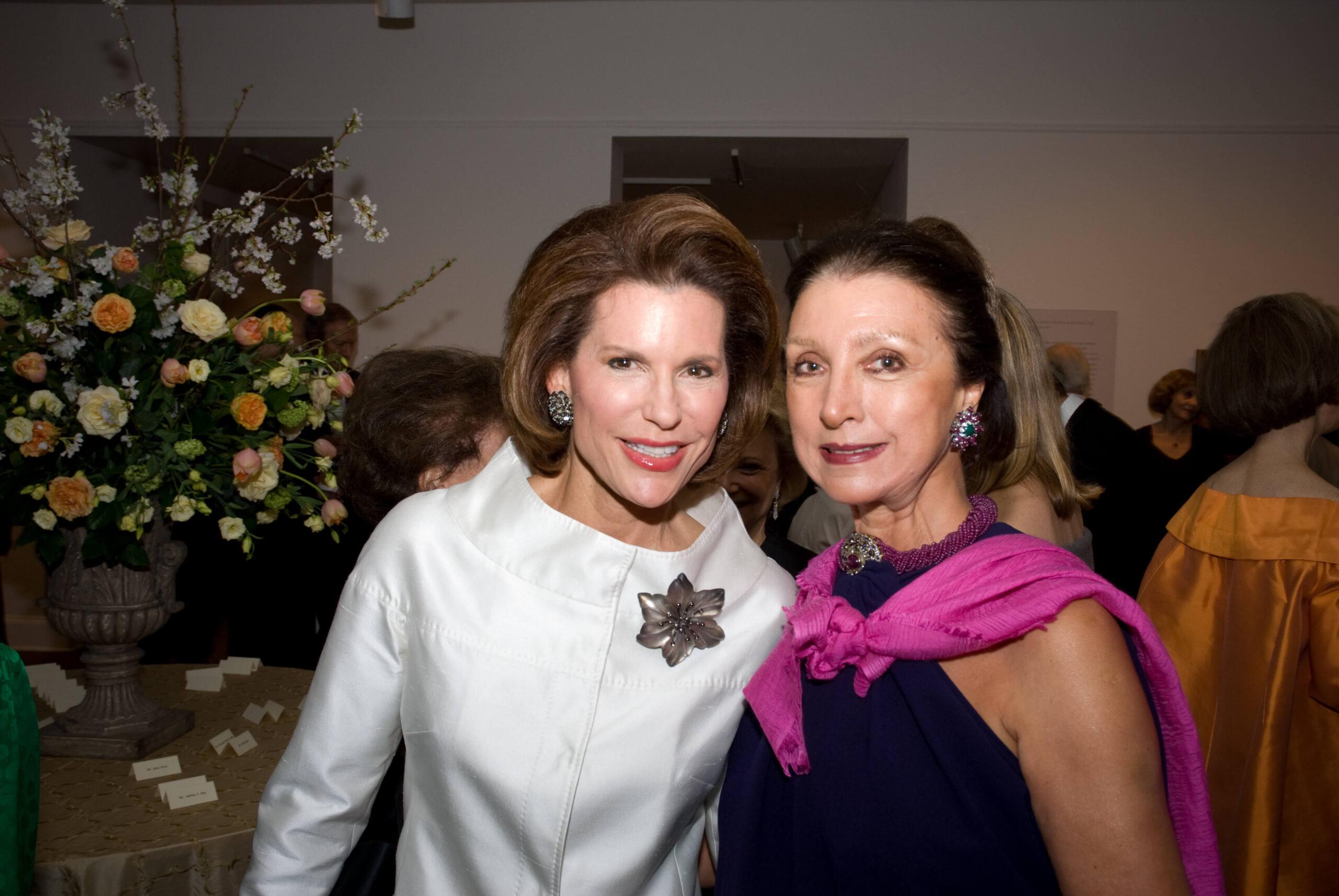 Ambassador Nanc Brinker, Ms. Anikó Gaál-Schott