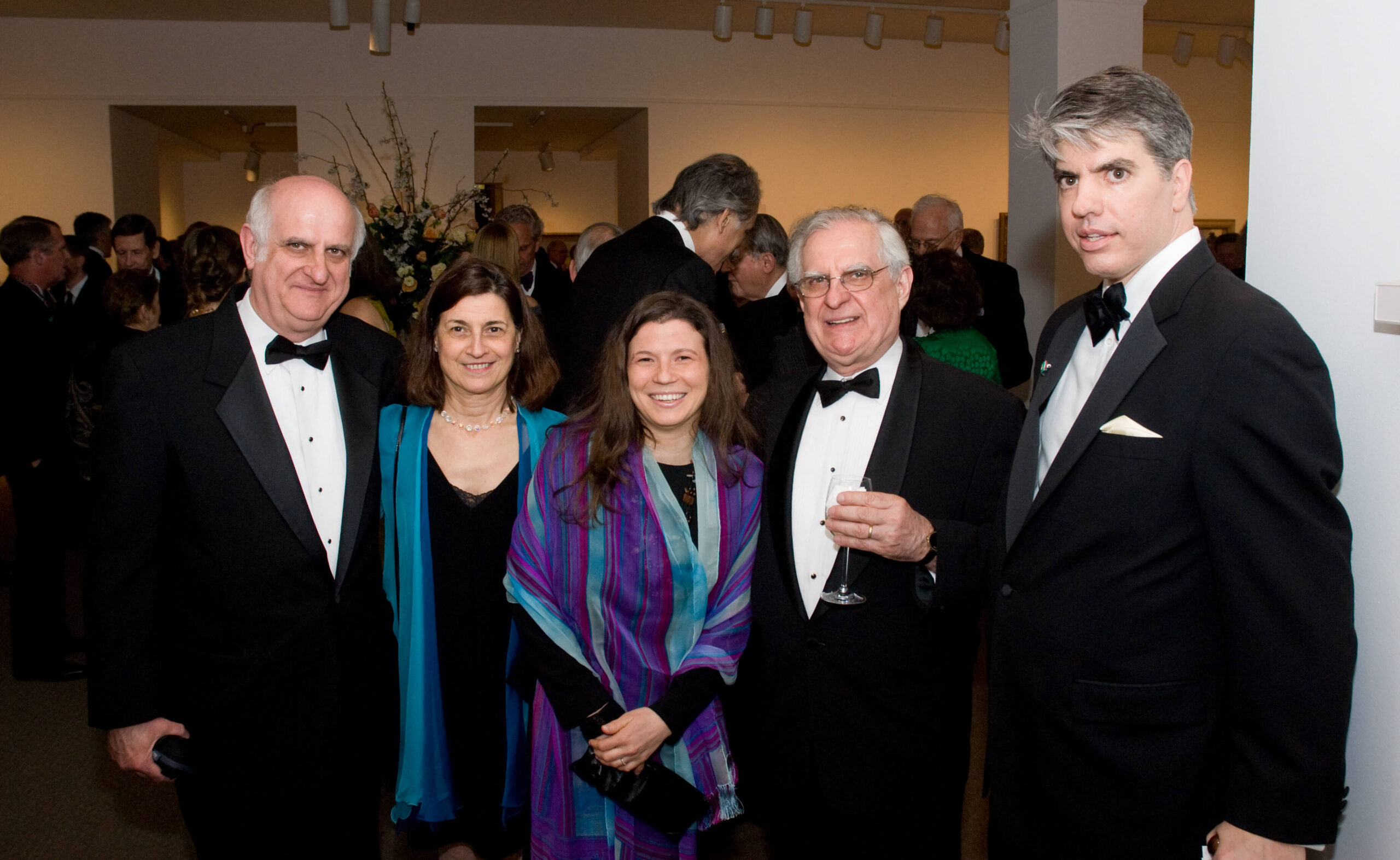 Mr. János Szekeres, Mrs. Judit Szekeres, Ms. Paula Szekeres, Mr. Zsolt Szekeres, Mr. Maximilian N. Teleki