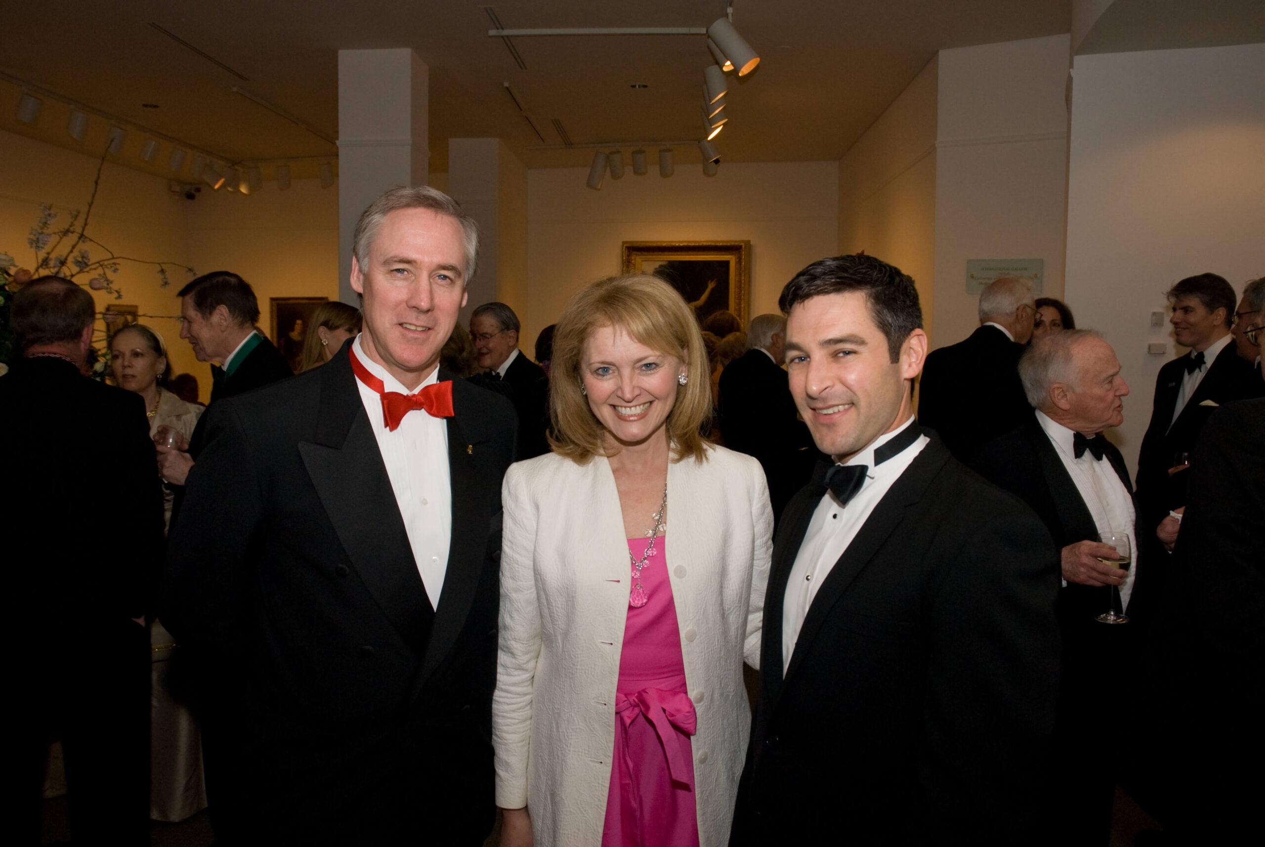 Ambasador Richard Swett, Mrs. Katrina Lantos-Swett, Mr. Damon Wilson