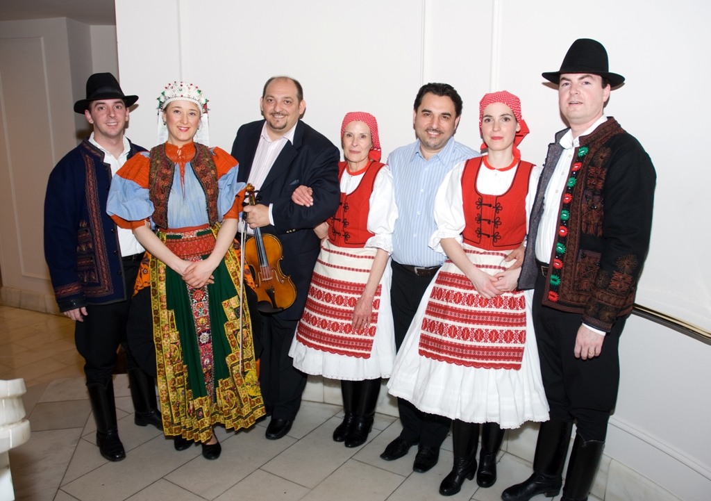 The Tisza Ensemble