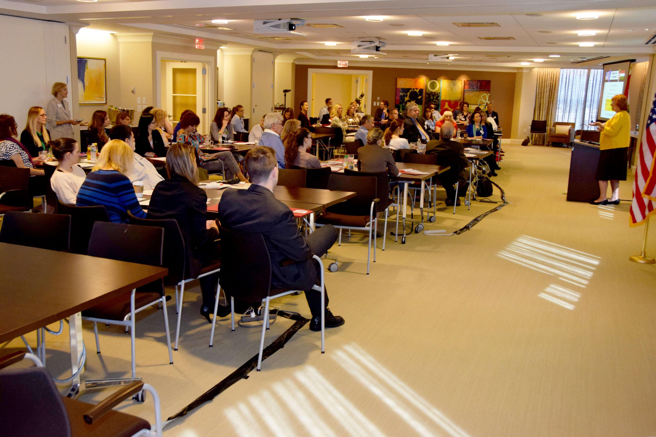 Dr. Ágnes Virga's presentation