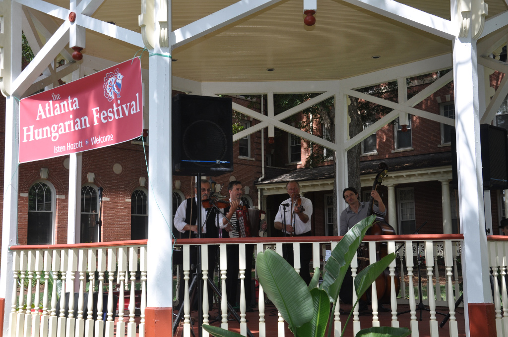First Atlanta Hungarian Festival held at Agnes Scott College with Coalition Support