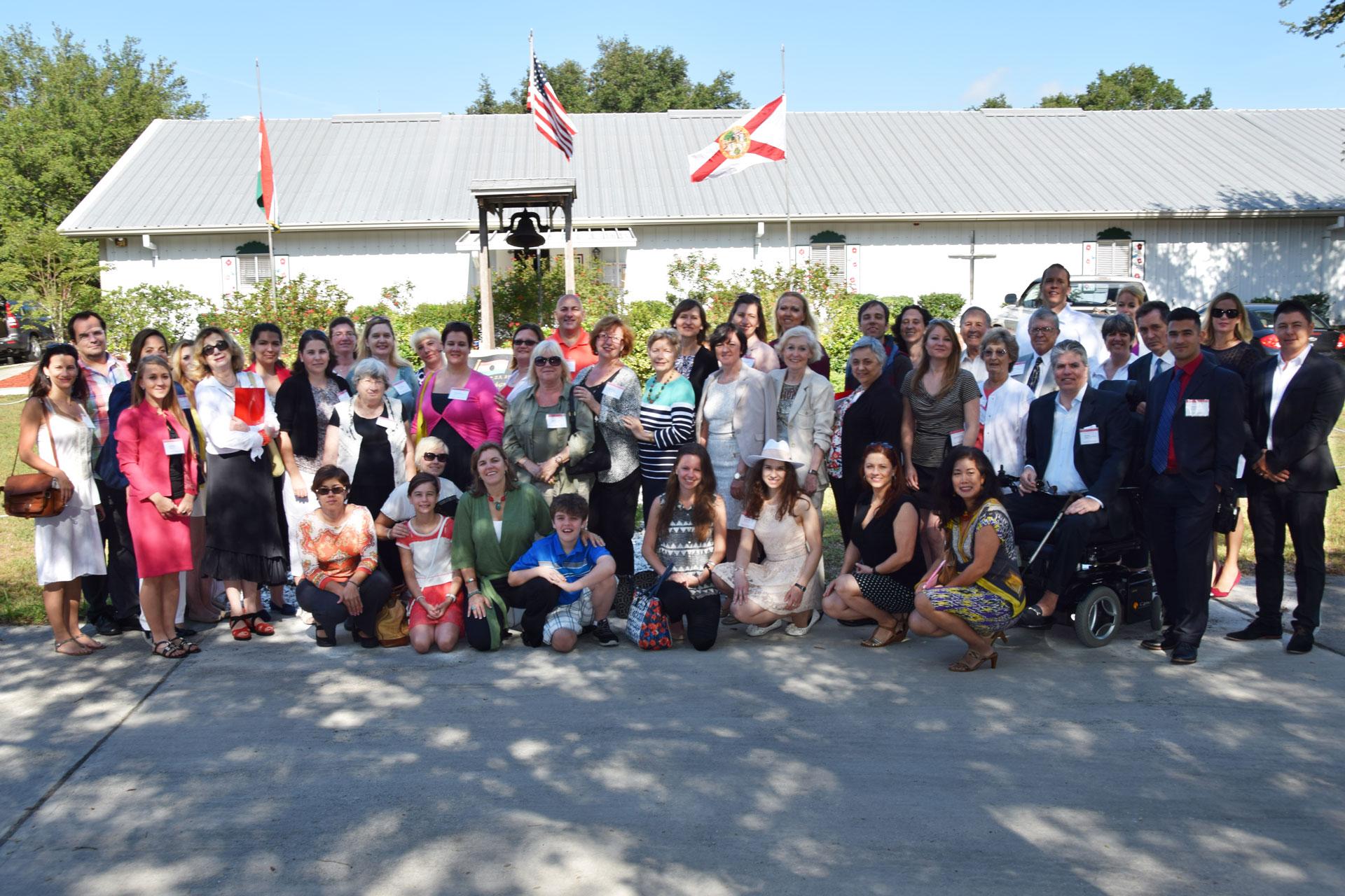 HATOG IX participants