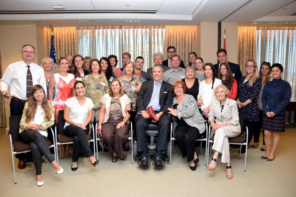 HATOG VIII participants