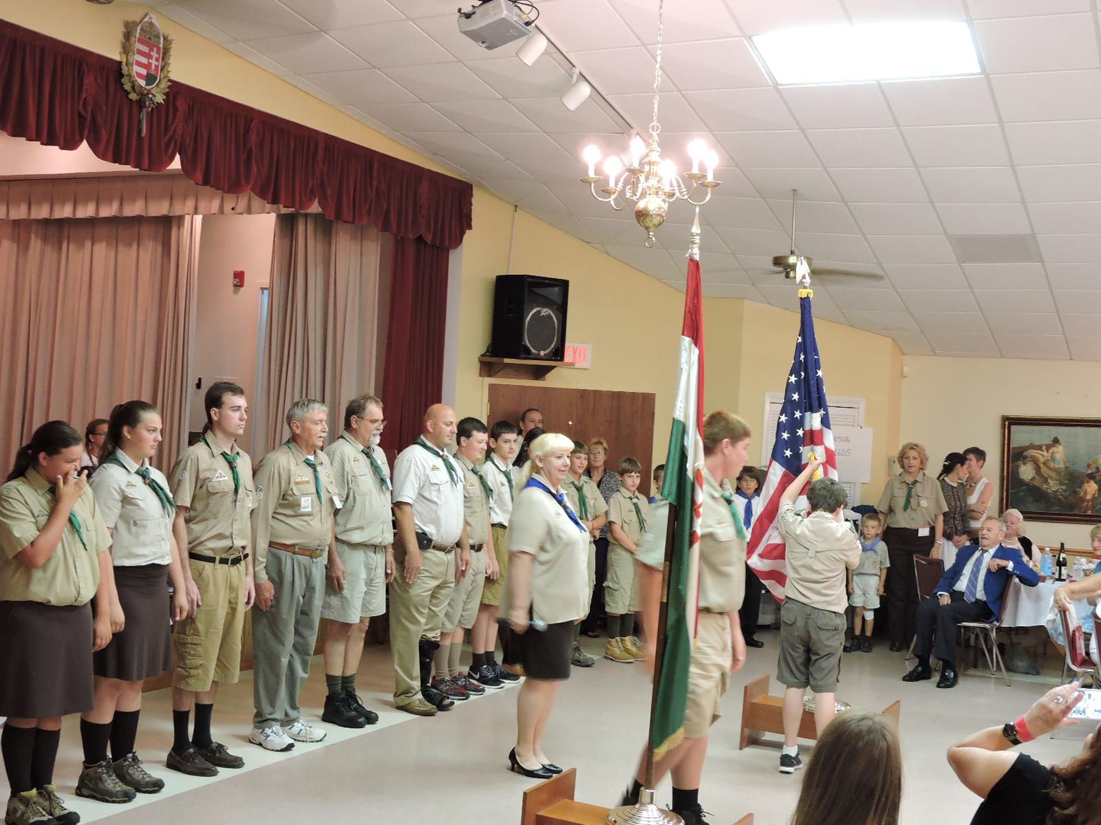 Hungarian Scouts, Sarasota, FL