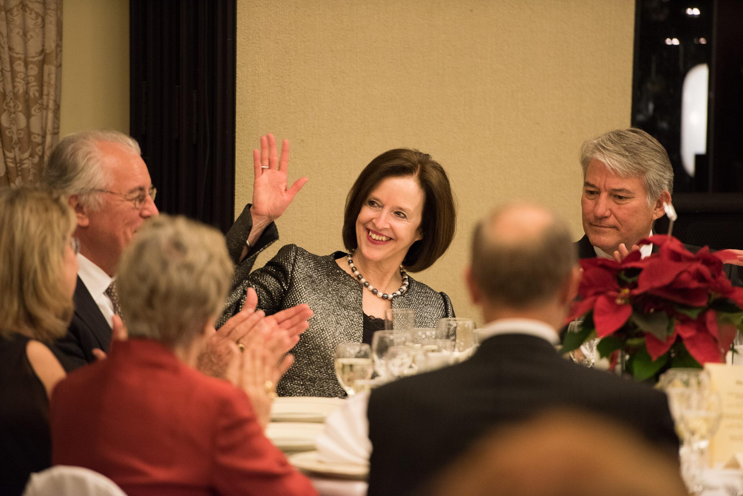 Ambassador April H. Foley