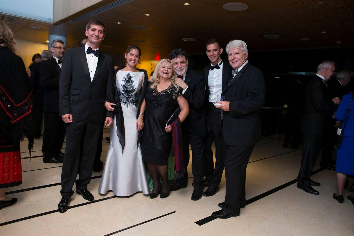 Mr. Péter Horváth, Mrs. Hajnalka Horváth-Tóth, Mrs. Erika Fedor, Dr. Tamás Fellegi, Mr. Péter Kalotai, Mr. Stefan Fedor