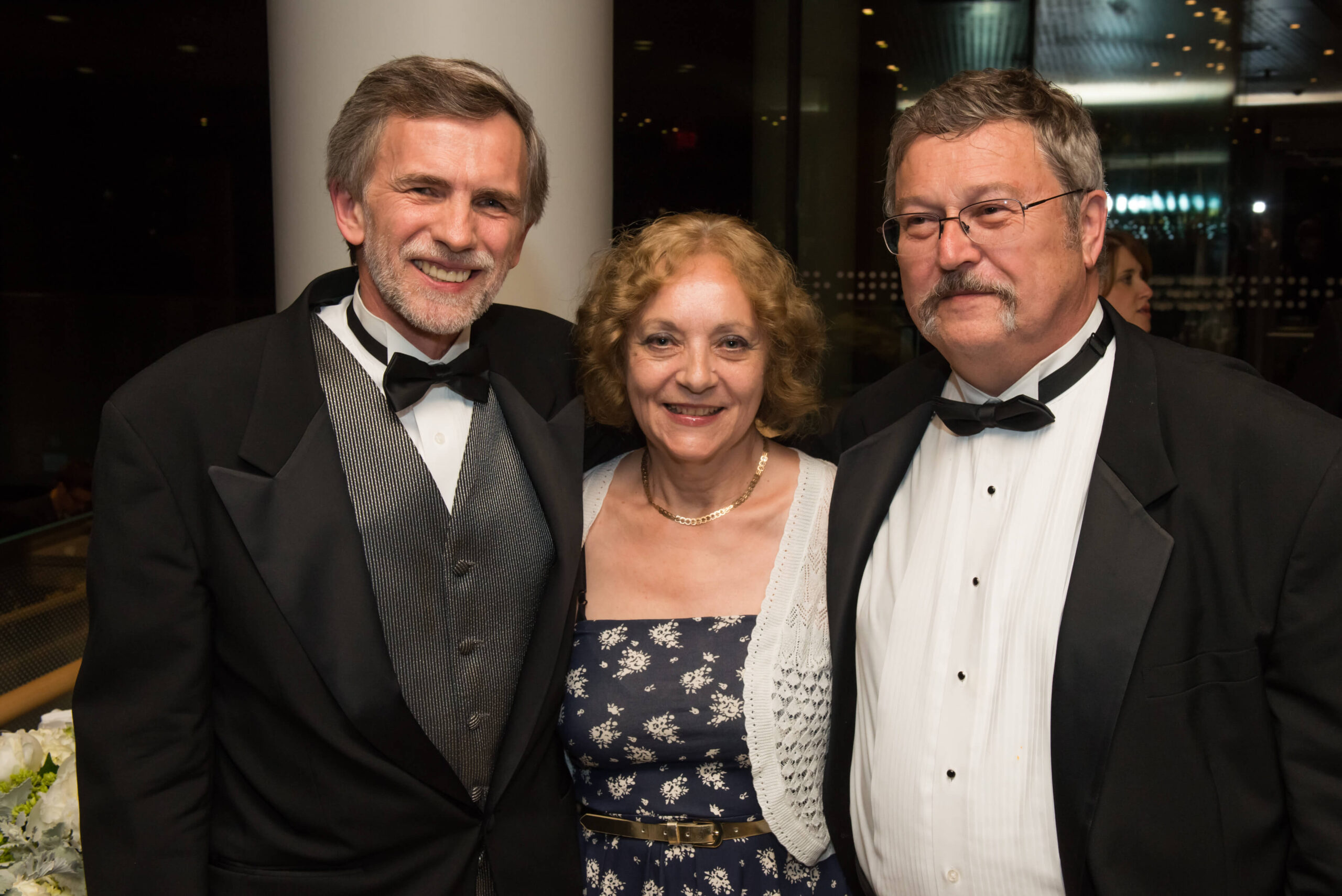Mr. Tibor Purger, Mrs. Emese Purger, Mr. Imre Lendvai-Lintner