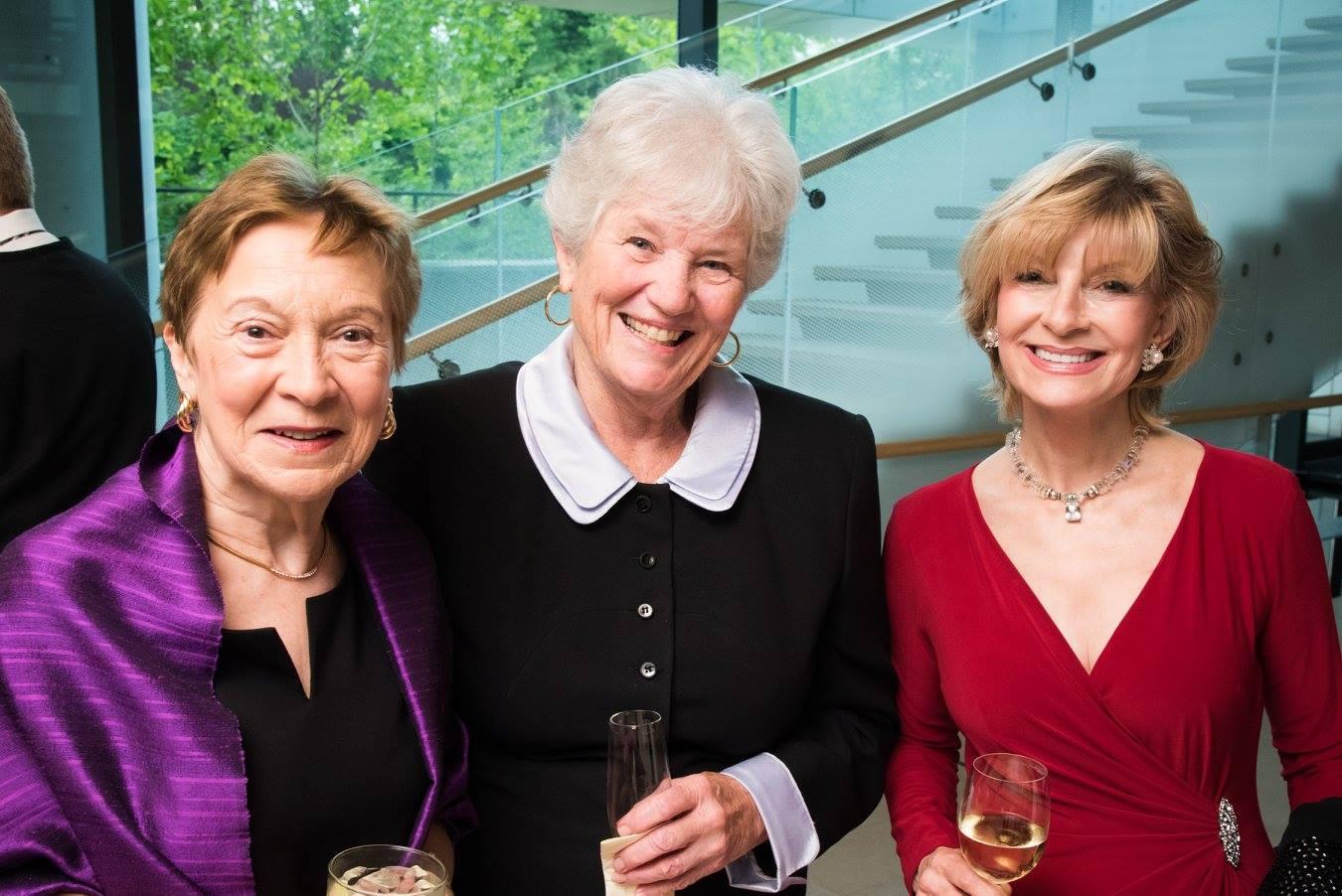 Mrs. Antoinette Robertson, Mrs. Carol Walker, Ms. Karyn Posner Mullen