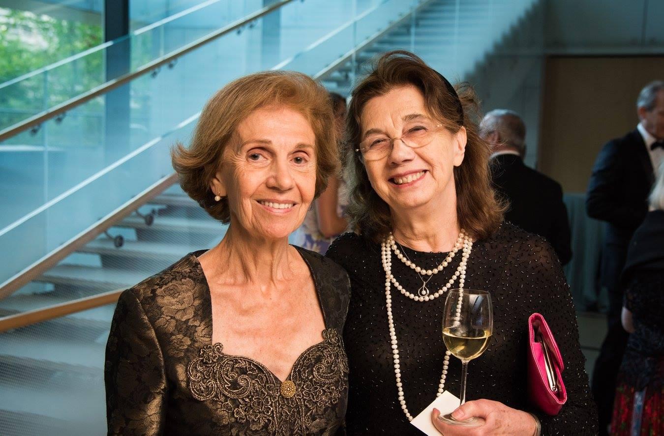 Mrs. Beatriz Teleki, Ms. Kinga Révész