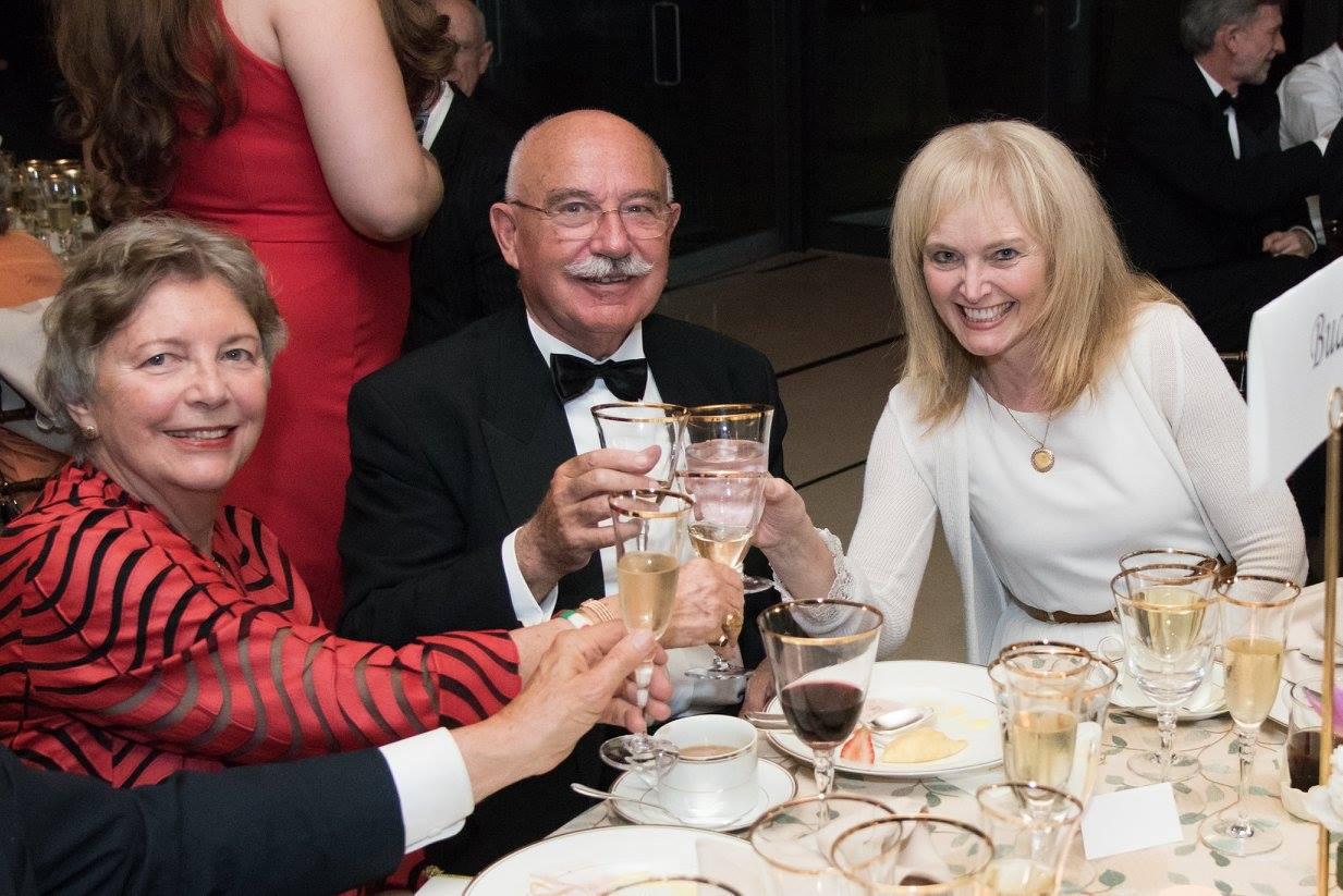 Mrs. Edith Lauer, Dr. János Martonyi, Dr. Katrina Lantos Swett