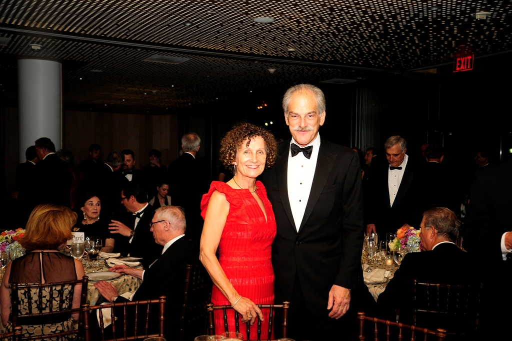 Mrs. Zsuszanna Karasz Lipsky, and The Honorable John Lipsky