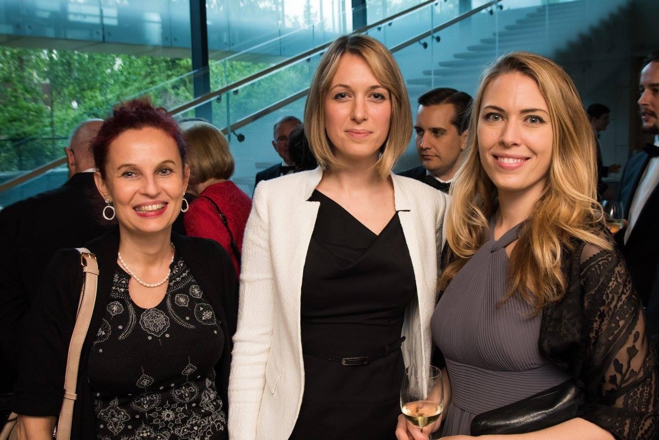 Ms. Anita Demeter, Ms. Dorottya Mártonffy-Nagy, Ms. Rosie Rauer