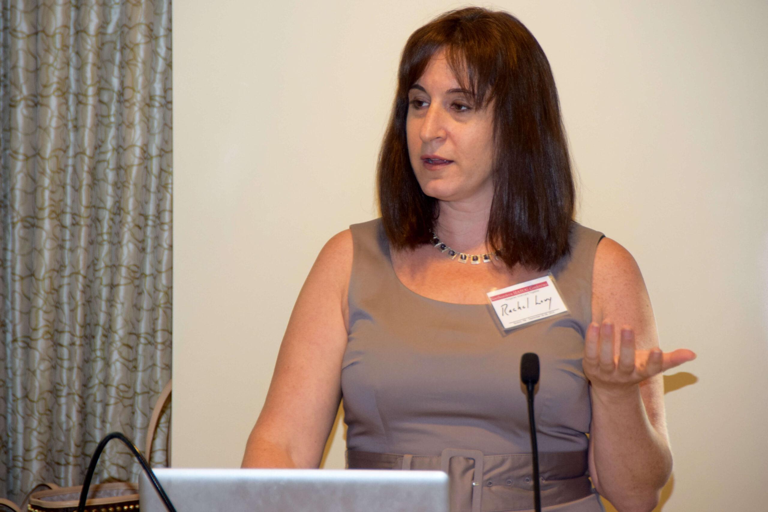 Ms. Rachel Levy