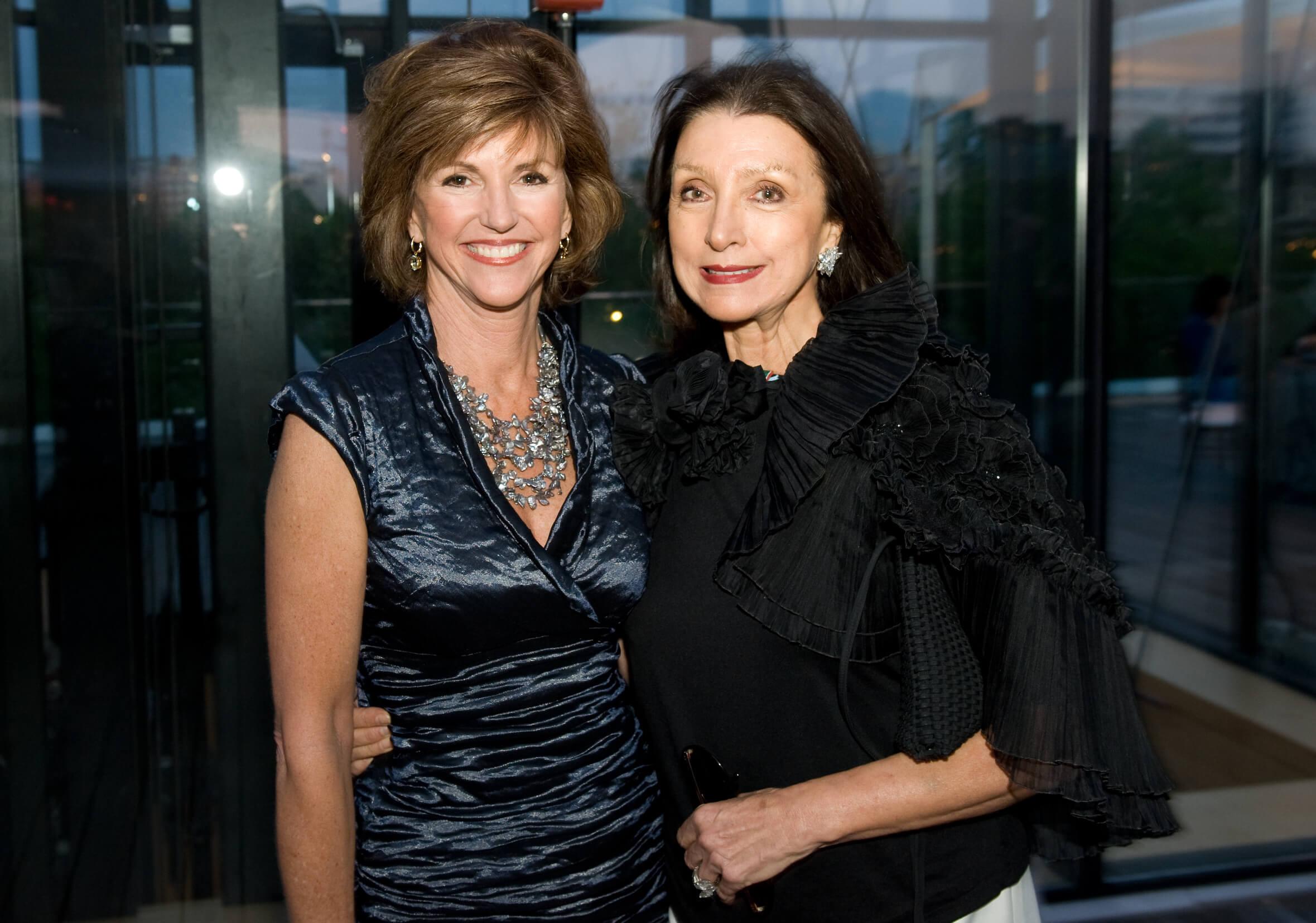 Ms. Susan Huthison and Mrs. Anikó Gaál-Schott