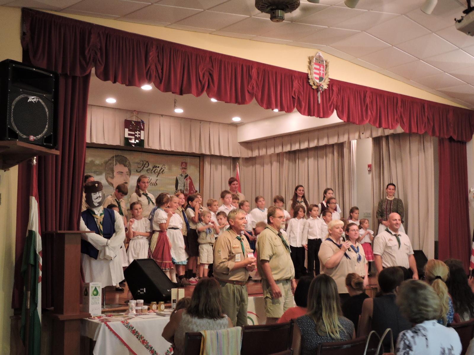 Parade of Hungarian culture at HATOG IX
