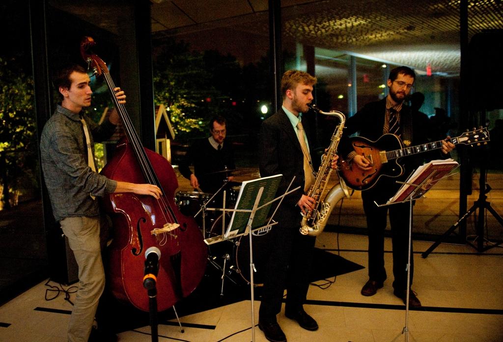 The Tom Csatari Quartet