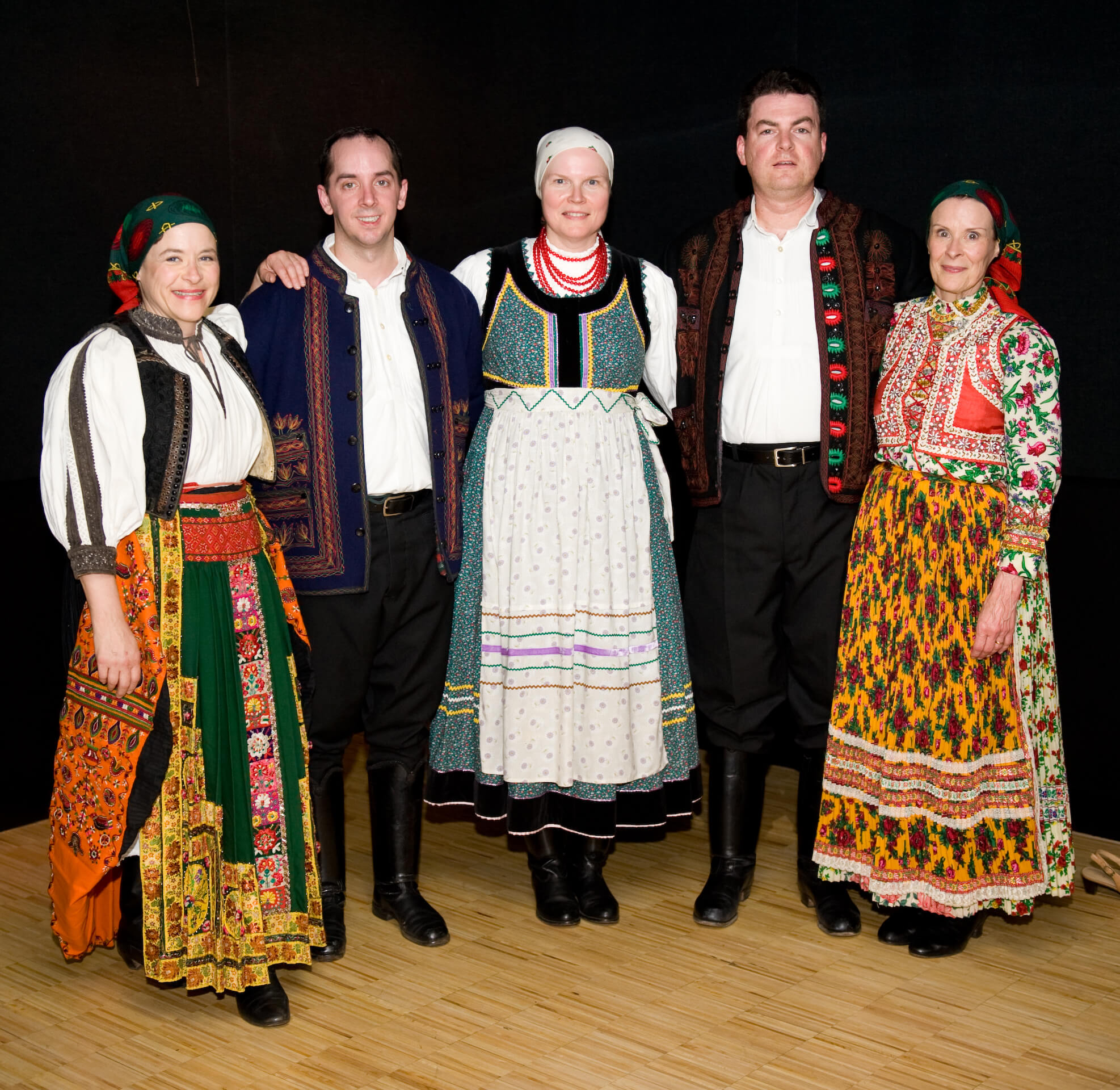 Tisza Dance Ensemble