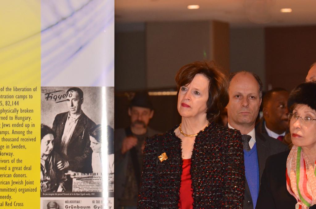 Ambassador April H. Foley Photo by: Babette Rittmeyer/Lantos Foundation