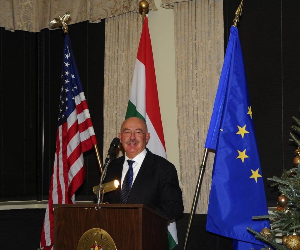 Prof. János Martonyi