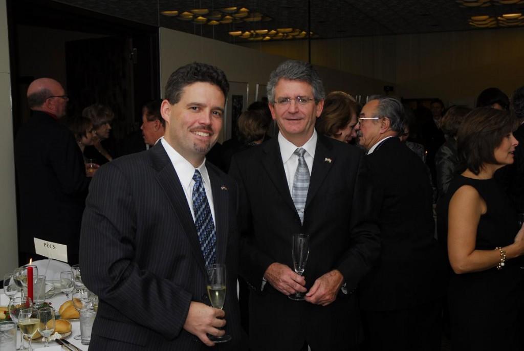 Mr. Barton Rice, Jr. and Mr. John E. Parkerson, Jr.