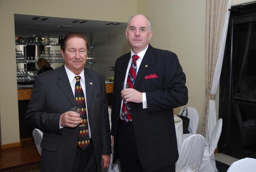 Mr. Thomas House and  Mr. Steven Varga
