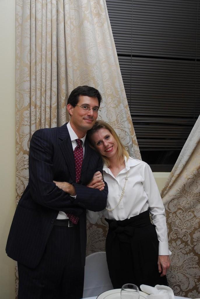 Mr. and Mrs. Andras Bacsy-Nagy