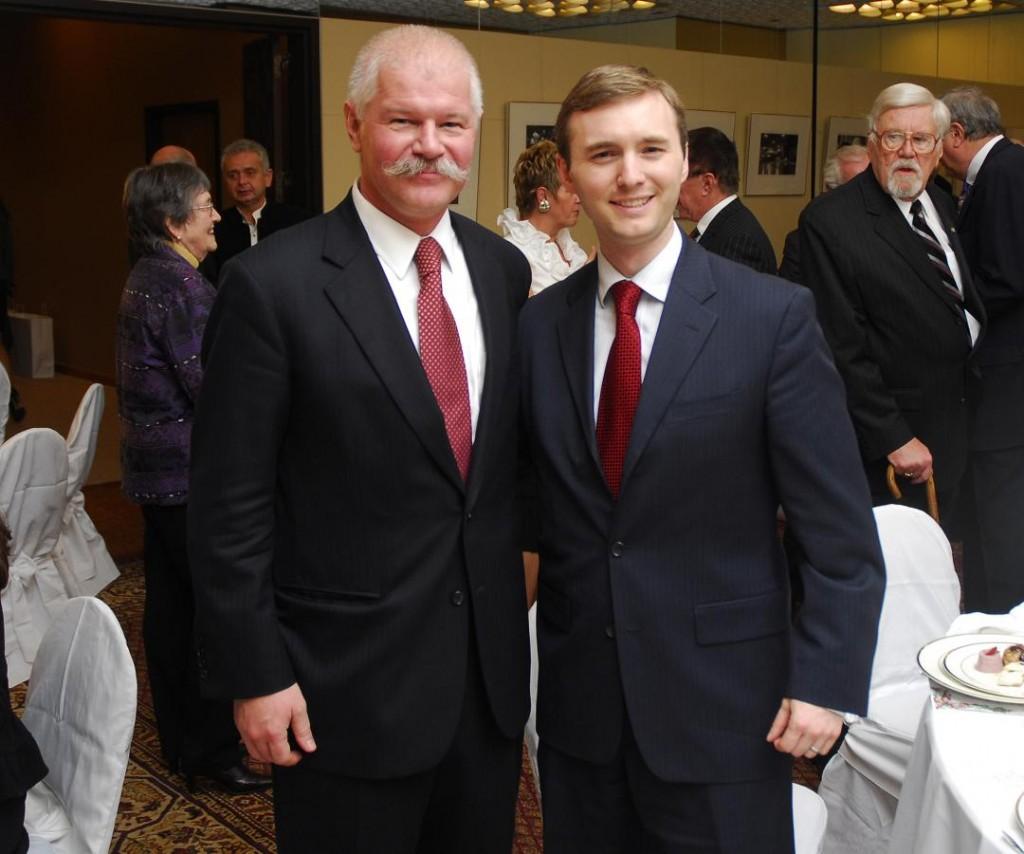 Mr. Janos Csak and Mr. Tomicah Tillemann