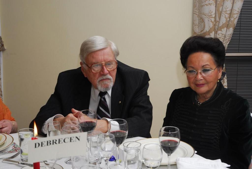 Mr. and Mrs. Laszlo Bojtos