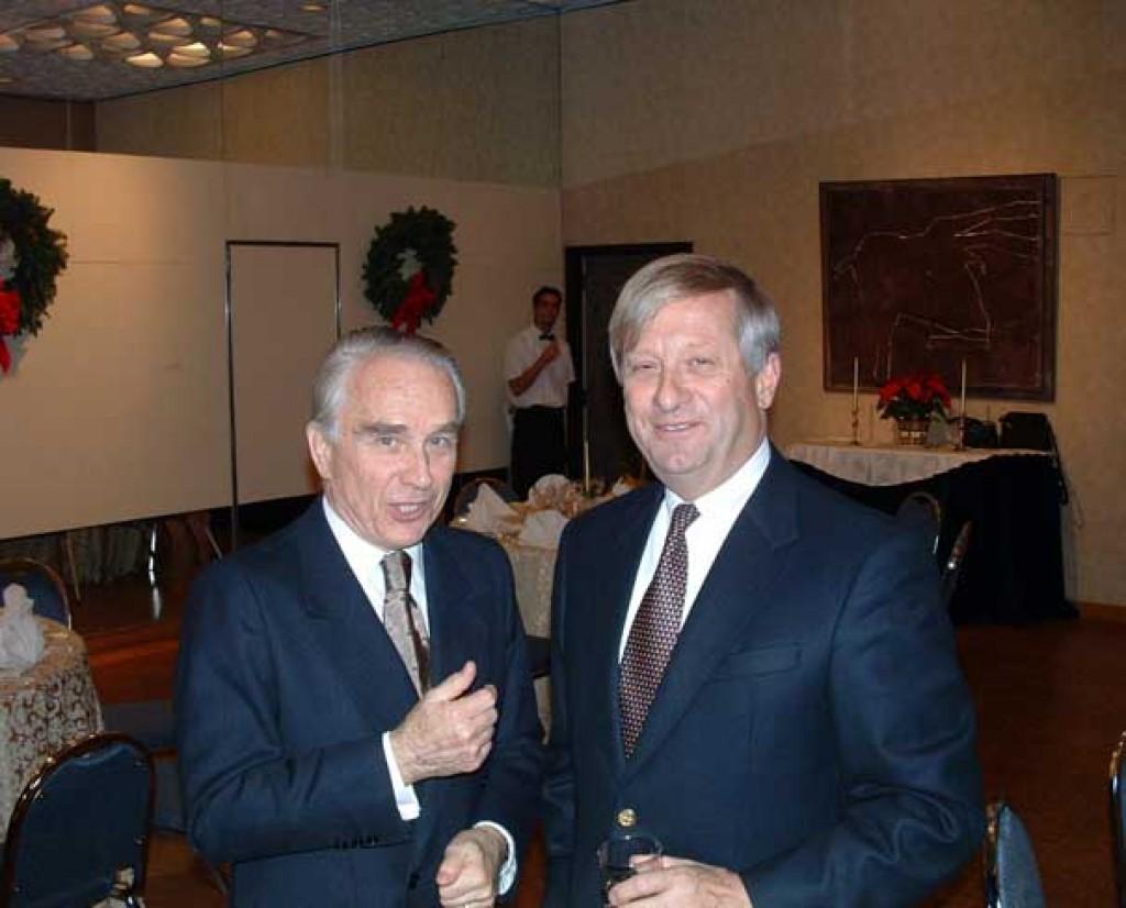 Mr. Gyula Várallyay and Mr. Jenõ Megyesy