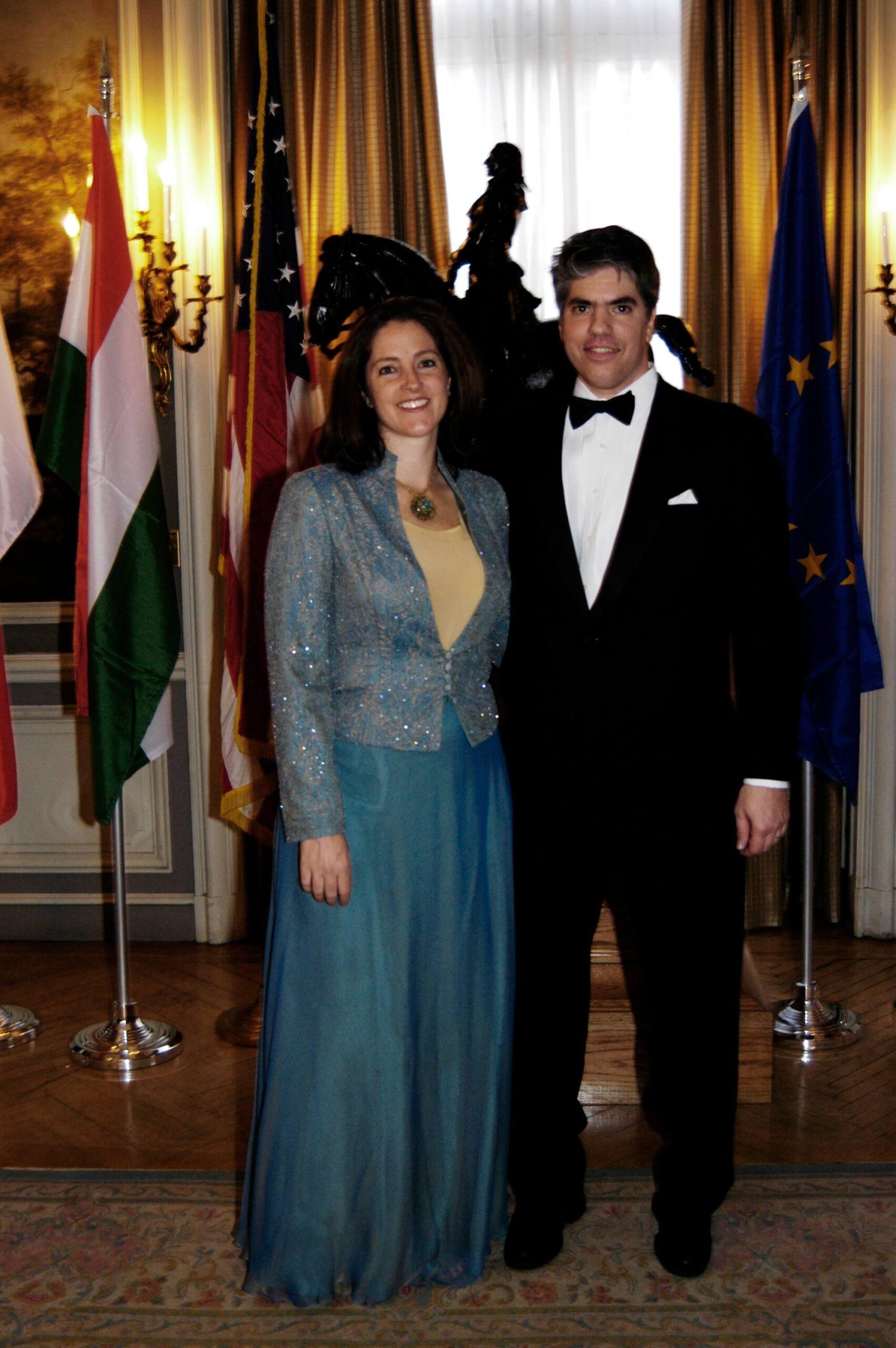 Mr. & Mrs. Maximilian and Wendy Teleki