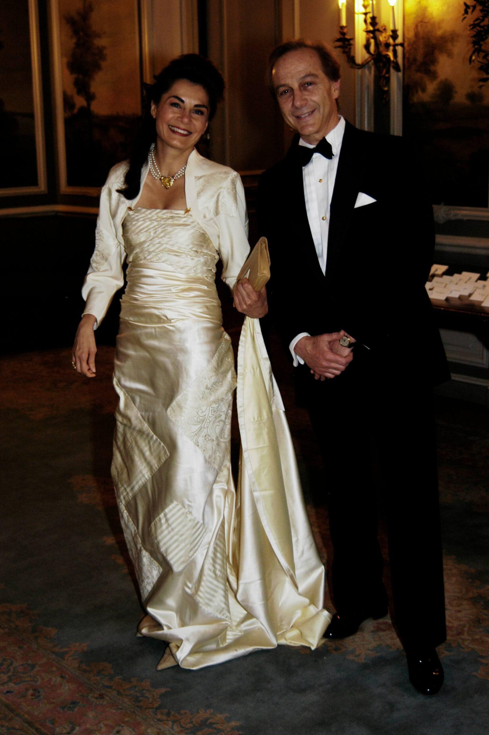 Mr. & Mrs. Maximo Flügelman